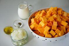 Ingrediente Supa crema de dovleac