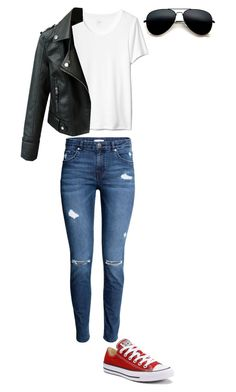 """""""Untitled #628"""" by tinydancer1175 on Polyvore featuring Converse"""