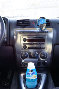 Car Smell Hacks And Tips – Country Diaries Diy Car Cleaning, Milk Brands, Foam Paint Brush, New Car Smell, Best New Cars, Car Air Freshener, Car Hacks, Small Bottles, Useful Life Hacks