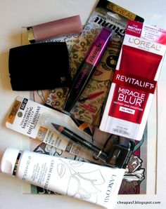 How to get free makeup and other beauty products from brands like L'Oreal, Lancôme, Garnier, Maybelline, and Kiehl's.