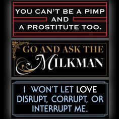 Lyric Quote Stickers - Posters/Misc - Jack White - Bands