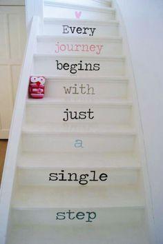 Inspiração: Escadas | Simple Art