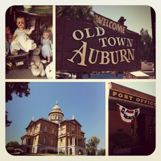 Auburn, CA (I would love to see this town outside of AL)