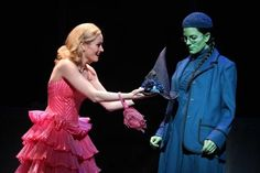 The unknown beginning of an unlikely friendship. #wicked