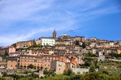 Americans In Umbria: Trevi, Umbria