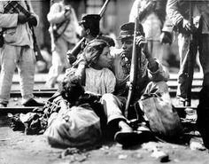 Contigo, hasta el fin del mundo  Foto: SINAFO/Fondo Casasola 1923