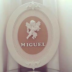 Tudo pronto para a chegada do príncipe Miguel!
