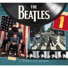"""The Beatles Mini Wall Calendar: """"Ladies and Gentlemen, the Beatles!"""" The Beatles' legendary success hasn't missed a beat! Timeless and groundbreaking—no other band has come close to the success and enduring popularity of The Beatles.  $6.39  http://calendars.com/Beatles/The-Beatles-2013-Mini-Wall-Calendar/prod201300000583/?categoryId=cat00083=cat00083#"""