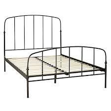 Image result for john lewis black metal beds