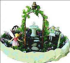 fairy garden | Gardens
