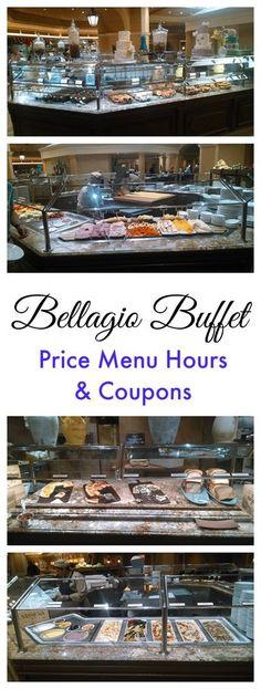 Bellagio Buffet Las Vegas.