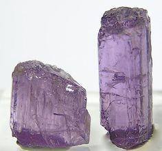 Purple Scapolite Gemstone Rough by FenderMinerals on Etsy, $32.00