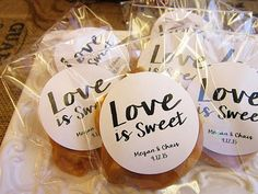 Wedding Pralines, Love is Sweet,New Orleans favors,New Orleans ...