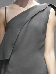 Asymmetrical by Vionnet