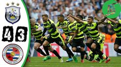 Huddersfield Town vs Reading 0-0 (4-3 Pens) - Highlights & Goals - 29 May 2017 - Play-Off Final