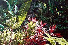 costa rica art canvas - Google Search