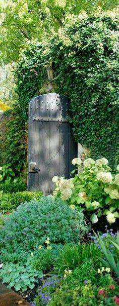secret garden entrance?