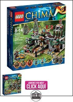 Chima El Escondrijo De La Tribu Del Cocodr  ✿ Lego - el surtido más amplio ✿ ▬► Ver oferta: https://comprar.io/goto/B00BMKKJZS