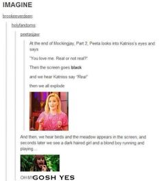 The hunger games mokingjay part 2. That would be awesome!!!