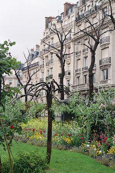 Paris - Boulevard Pereire