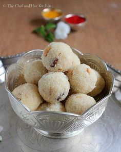 Rava ladoo is one of the easiest ladoo recipes which even a beginner can attempt with out any fear,it is not only easy but also is ve...