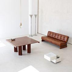 Mid Century vintage interior design - Carlo Scarpa