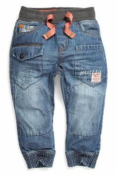 Buy Badged Jegger Jeans (3mths-6yrs) from the Next UK online shop  Jardineiras b2142029c891d
