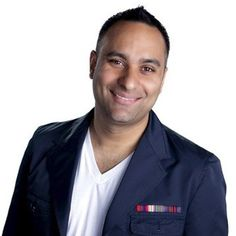 Russell Peters is a Canadian stand-up comic born in Brampton Ontario of Anglo-Indian descent.