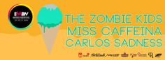 Los primeros nombres del cartel del EMDIV MUSIC FESTIVAL Zombie Kid, Concerts, Sad, Music, Movie Posters, Names, Poster, Musica, Musik