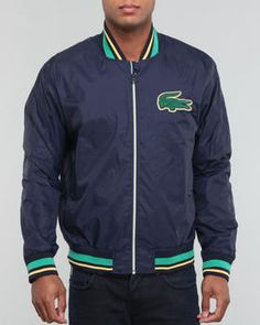 Lacoste BIG Croc jacket