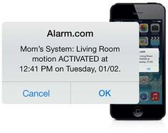 Wellness: Secure Independent Living System from Alarm.com