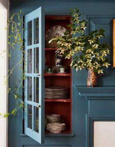 Architecture Details, Interior Architecture, Interior Design, Interior Doors, Cosy Home, Painted Floors, Painted Furniture, California Cool, Craftsman Bungalows