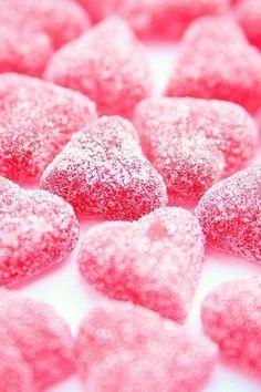 heart candy...
