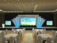 Event set design by Dnyansagar Sapkale at Coroflot.com