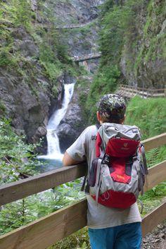 Gorge de la Diosaz, Les Houches (Chamonix), France