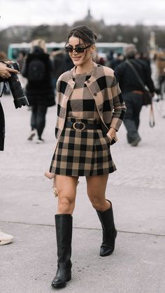 Dior, Preppy Style, Classy Outfits, Street Style, Fashion Outfits, Paris Fashion, Model, Winter, Clothing