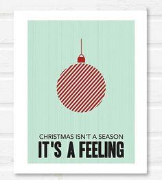 It's a Feeling Christmas
