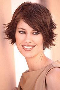 Short Hairstyle & Haircut Picture Gallery for Women