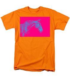 Pink Horse - Men's T-Shirt (Regular Fit)
