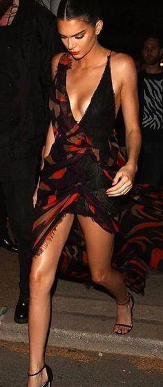 Kendall Jenner Kookai Night Dress | SUMMER | STYLE | FASHION | M E G H A N ♠ M A C K E N Z I E