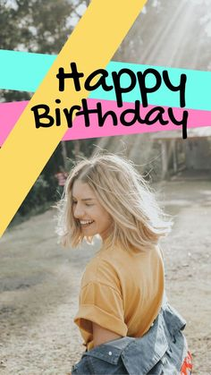Feb 2020 - Saying Happy Birthday is personal. It deserves a lot of affection. These amazing birthday card examples will make it easy to express your love and happiness