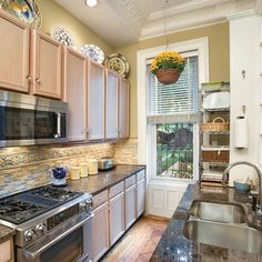 Alley Kitchen Design, Pictures, Remodel, Decor and Ideas