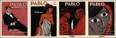 Biografía de Picasso en 4 tomos que repasa a súa vida persoal e profesional, co debuxante Oubrerie (Aya de Yopougon)