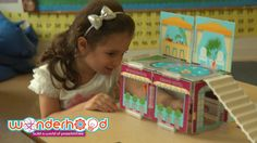 Imaginative Toys For Girls : 19 best wonderhood building sets! images on pinterest imaginative