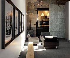LEMAYMICHAUD; Montreal; Architecture; Interior Design; Corporate; Office; Reception