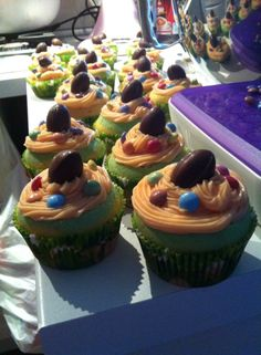 Cupcakes di Pasqua   http://blog.giallozafferano.it/sweetcooking/cupcakes-di-pasqua/