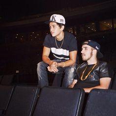 Austin Mahone & Zach Dorsey❤️❤️❤️❤️