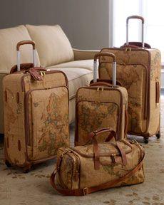 "Alviero Martini Spa ""Geo Classic"" Luggage"