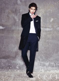 Lee Jong Hyun CeCi January 2013