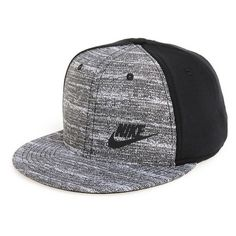 Men's Nike 'True Tech' Snapback Cap ($35) ❤ liked on Polyvore featuring men's fashion, men's accessories, men's hats, mens snapbacks, mens snapback hats, mens hats, mens baseball caps and mens ball caps